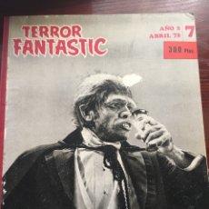 Cine: TERROR FANTASTIC RETAPADO 2 (7-12)-1972. Lote 154660602