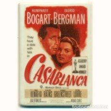 Cine: IMAN PORCELANA NEVERA - CASABLANCA. Lote 154703582