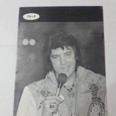 Cine: 11545 - BOLLETIN INFORMATIVO DEL CLUB DE FANS DE ELVIS EN AMERICA - ABRIL DE 1976 ( EN INGLES). Lote 154741402