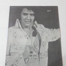 Cine: 11548 - BOLLETIN INFORMATIVO DEL CLUB DE FANS DE ELVIS EN AMERICA - ENERO DE 1974 ( EN INGLES). Lote 154741746