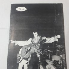 Cine: 11549 - BOLLETIN INFORMATIVO DEL CLUB DE FANS DE ELVIS EN AMERICA - MAYO DE 1976 ( EN INGLES). Lote 154741862