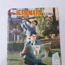 Cine: 11319 - SERENATA - CONFIDENCIAS DEL DUO DINAMICO Nº 61 AÑO 1965. Lote 154742274