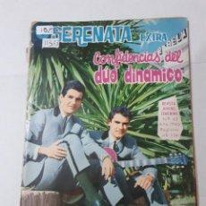 Cine: 11323 - SERENATA - CONFIDENCIAS DEL DUO DINAMICO Nº 62 AÑO 1965. Lote 154743118