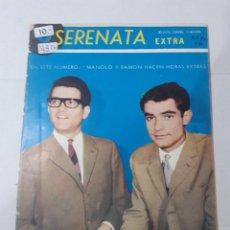 Cine: 11326 - SERENATA - CONFIDENCIAS DEL DUO DINAMICO Nº ? AÑO 1965. Lote 154743422