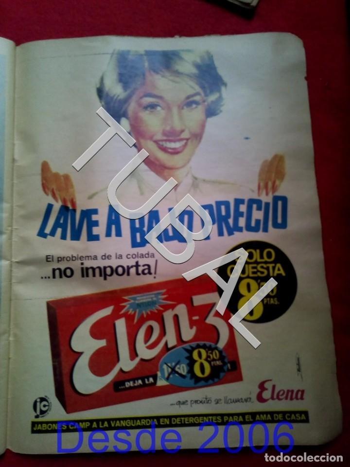 Cine: TUBAL EL DUO DINAMICO REVISTA ONDAS 285 1964 - Foto 6 - 154873654