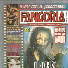 Cine: FANGORIA 27. Lote 155301650
