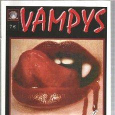 Cine: VAMPYS GUIA CINE VAMPIROS. Lote 155303422