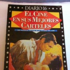 Cine: EL CINE EN SUS MEJORES CARTELES - 153 LÁMINAS - MUY BIEN CONSERVADO. Lote 155467558