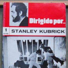 Cine: G8952 DIRIGIDO POR... Nº 1 STANLEY KUBRICK. Lote 155657194