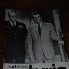 Cine: CARTELERA TURIA 315 FEBRERO 1970. Lote 155711482