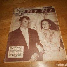 Cine: CINE EN 7 DIAS Nº 171 DEL 18-7-1964 - CARMEN SEVILLA / MARISOL / SOFIA LOREN - VER FOTOS. Lote 155820818