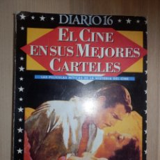 Cine: EL CINE EN SUS MEJORES CARTELES - DIARIO 16 - COMPLETO - ENCUADERNADOS. Lote 154788466