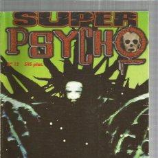 Cine: SUPER PSYCHO 12. Lote 156501822