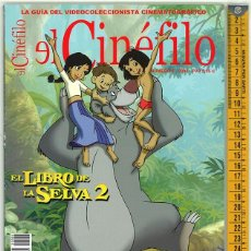 Cine: EL CINÉFILO. NÚMERO 8. 2003.. Lote 156545066