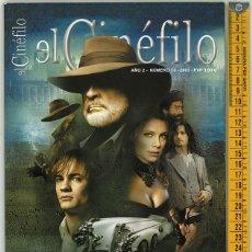 Cine: EL CINÉFILO. AÑO2. NÚMER 13. 2003.. Lote 156546014