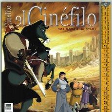 Cine: EL CINÉFILO. AÑO 2. NÚMERO 16. 2003.. Lote 156546594