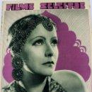 Cine: PR-977. REVISTA FILMS SELECTOS. AÑO III. NUMERO 84. 21 DE MAYO DE 1932.. Lote 156653266