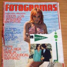 Cine: FOTOGRAMAS - NÚMERO 1323 - AÑO 1974. Lote 156656374
