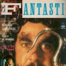 Cine: FANTASTIC MAGAZINE. Nº 2. SEGUNDA ÉPOCA. CON CARETA. MAGAZINE EDICIONES 1992. (ST/MG.A). Lote 156709074