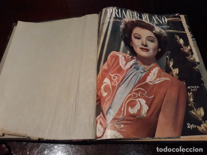Cine: TOMO DE 19 REVISTAS DE CINE PRIMER PLANO DE LOS AÑOS 1946 Y 1947 . - Foto 3 - 156718354