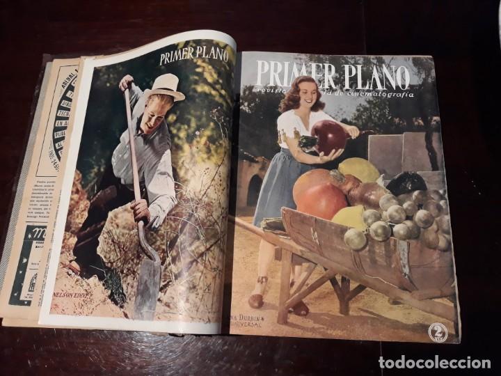 Cine: TOMO DE 19 REVISTAS DE CINE PRIMER PLANO DE LOS AÑOS 1946 Y 1947 . - Foto 5 - 156718354