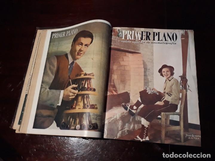 Cine: TOMO DE 19 REVISTAS DE CINE PRIMER PLANO DE LOS AÑOS 1946 Y 1947 . - Foto 10 - 156718354