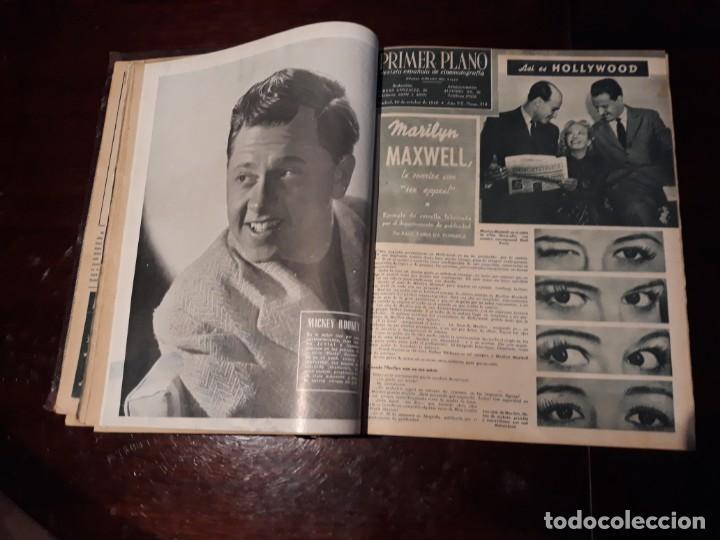 Cine: TOMO DE 19 REVISTAS DE CINE PRIMER PLANO DE LOS AÑOS 1946 Y 1947 . - Foto 11 - 156718354