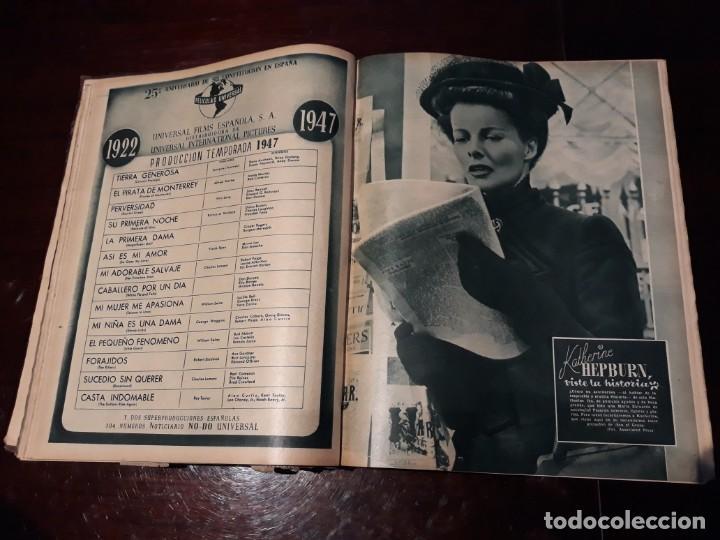 Cine: TOMO DE 19 REVISTAS DE CINE PRIMER PLANO DE LOS AÑOS 1946 Y 1947 . - Foto 14 - 156718354
