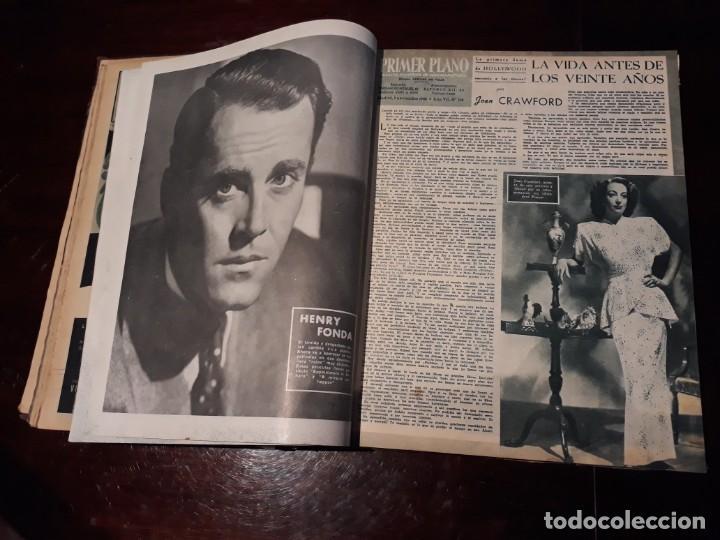 Cine: TOMO DE 19 REVISTAS DE CINE PRIMER PLANO DE LOS AÑOS 1946 Y 1947 . - Foto 16 - 156718354