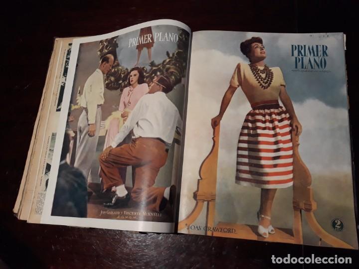 Cine: TOMO DE 19 REVISTAS DE CINE PRIMER PLANO DE LOS AÑOS 1946 Y 1947 . - Foto 17 - 156718354