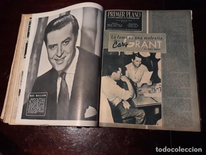 Cine: TOMO DE 19 REVISTAS DE CINE PRIMER PLANO DE LOS AÑOS 1946 Y 1947 . - Foto 18 - 156718354