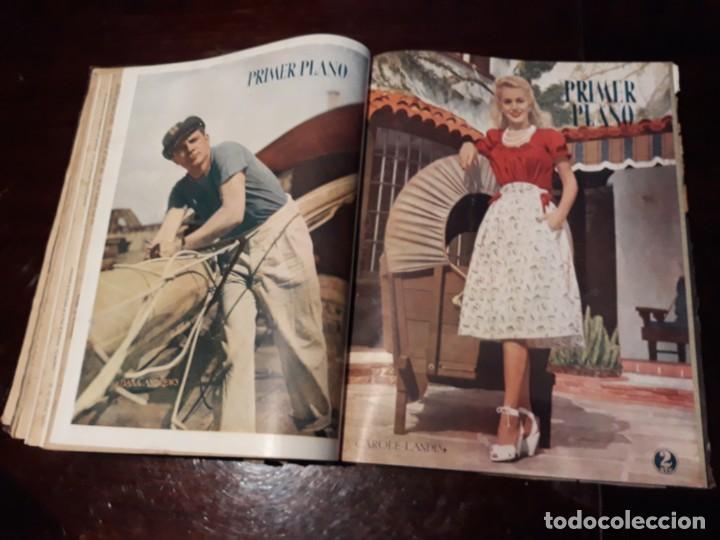 Cine: TOMO DE 19 REVISTAS DE CINE PRIMER PLANO DE LOS AÑOS 1946 Y 1947 . - Foto 19 - 156718354