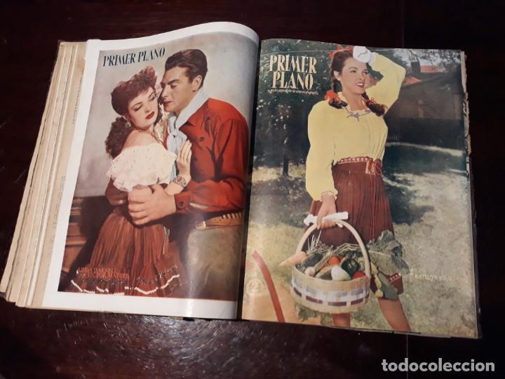 Cine: TOMO DE 19 REVISTAS DE CINE PRIMER PLANO DE LOS AÑOS 1946 Y 1947 . - Foto 22 - 156718354