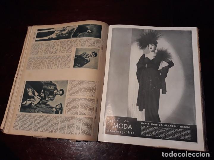 Cine: TOMO DE 19 REVISTAS DE CINE PRIMER PLANO DE LOS AÑOS 1946 Y 1947 . - Foto 24 - 156718354