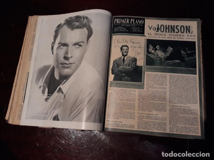 Cine: TOMO DE 19 REVISTAS DE CINE PRIMER PLANO DE LOS AÑOS 1946 Y 1947 . - Foto 26 - 156718354