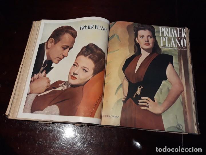 Cine: TOMO DE 19 REVISTAS DE CINE PRIMER PLANO DE LOS AÑOS 1946 Y 1947 . - Foto 28 - 156718354