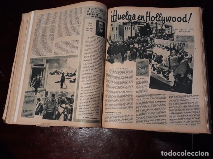 Cine: TOMO DE 19 REVISTAS DE CINE PRIMER PLANO DE LOS AÑOS 1946 Y 1947 . - Foto 30 - 156718354