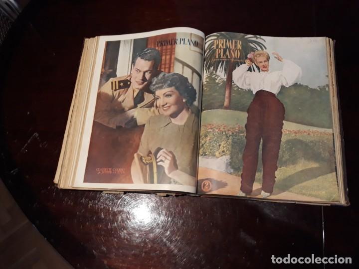 Cine: TOMO DE 19 REVISTAS DE CINE PRIMER PLANO DE LOS AÑOS 1946 Y 1947 . - Foto 31 - 156718354