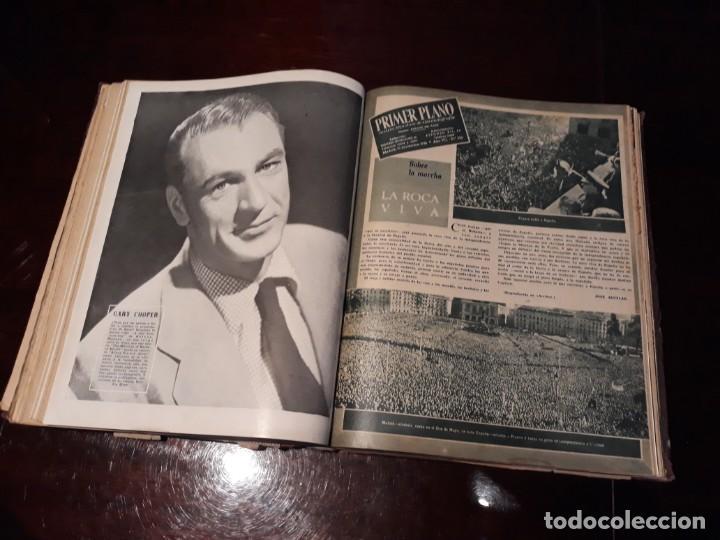 Cine: TOMO DE 19 REVISTAS DE CINE PRIMER PLANO DE LOS AÑOS 1946 Y 1947 . - Foto 32 - 156718354