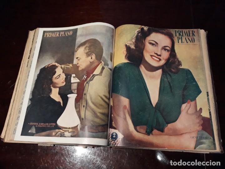 Cine: TOMO DE 19 REVISTAS DE CINE PRIMER PLANO DE LOS AÑOS 1946 Y 1947 . - Foto 34 - 156718354