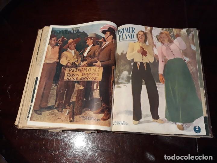 Cine: TOMO DE 19 REVISTAS DE CINE PRIMER PLANO DE LOS AÑOS 1946 Y 1947 . - Foto 39 - 156718354