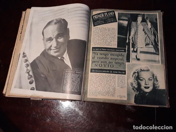Cine: TOMO DE 19 REVISTAS DE CINE PRIMER PLANO DE LOS AÑOS 1946 Y 1947 . - Foto 40 - 156718354