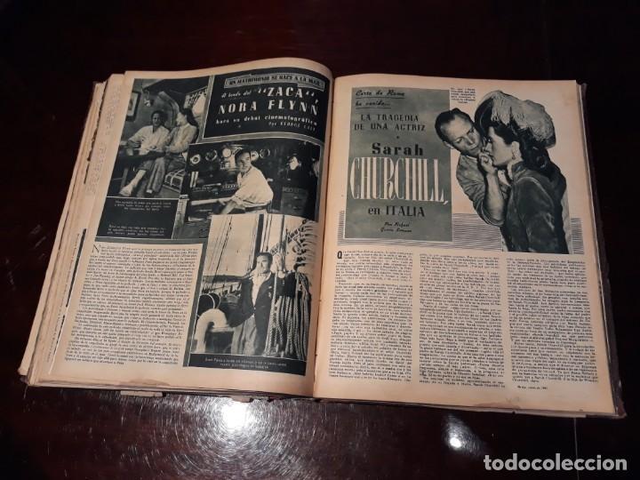 Cine: TOMO DE 19 REVISTAS DE CINE PRIMER PLANO DE LOS AÑOS 1946 Y 1947 . - Foto 41 - 156718354