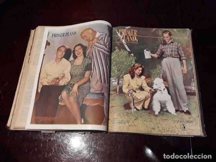 Cine: TOMO DE 19 REVISTAS DE CINE PRIMER PLANO DE LOS AÑOS 1946 Y 1947 . - Foto 42 - 156718354