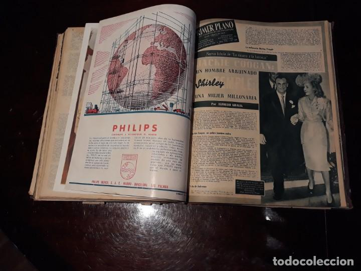 Cine: TOMO DE 19 REVISTAS DE CINE PRIMER PLANO DE LOS AÑOS 1946 Y 1947 . - Foto 43 - 156718354