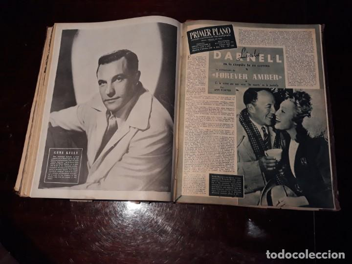 Cine: TOMO DE 19 REVISTAS DE CINE PRIMER PLANO DE LOS AÑOS 1946 Y 1947 . - Foto 46 - 156718354