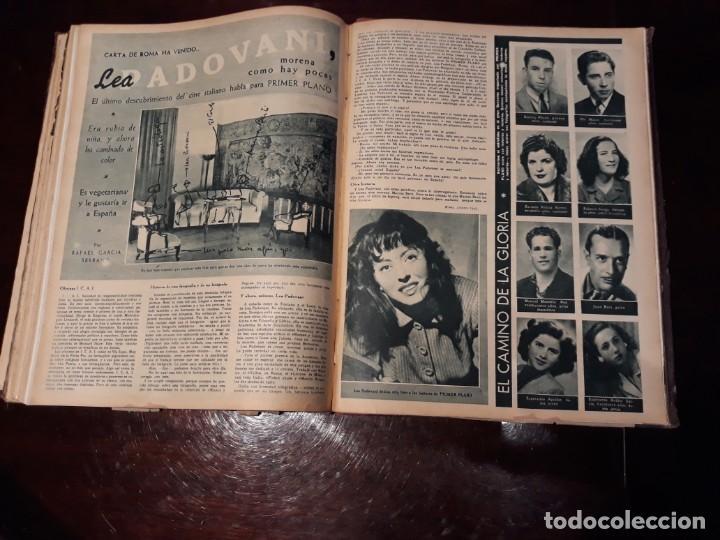 Cine: TOMO DE 19 REVISTAS DE CINE PRIMER PLANO DE LOS AÑOS 1946 Y 1947 . - Foto 47 - 156718354