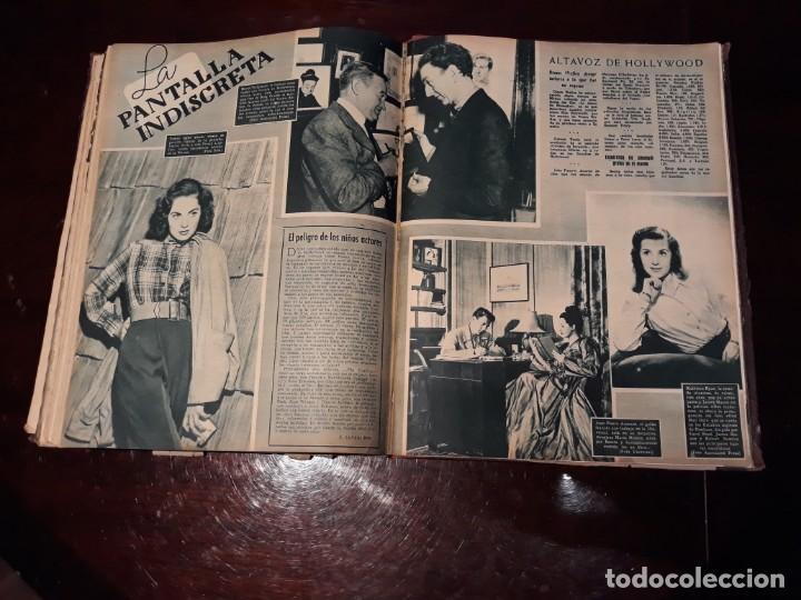 Cine: TOMO DE 19 REVISTAS DE CINE PRIMER PLANO DE LOS AÑOS 1946 Y 1947 . - Foto 48 - 156718354