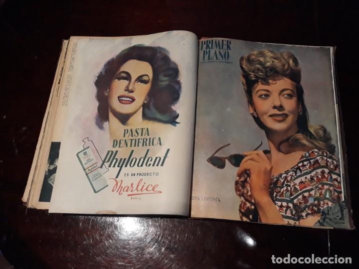 Cine: TOMO DE 19 REVISTAS DE CINE PRIMER PLANO DE LOS AÑOS 1946 Y 1947 . - Foto 49 - 156718354