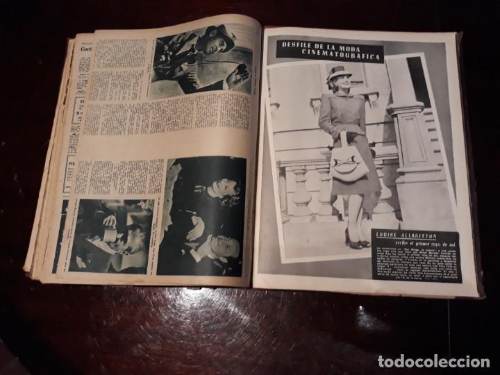 Cine: TOMO DE 19 REVISTAS DE CINE PRIMER PLANO DE LOS AÑOS 1946 Y 1947 . - Foto 51 - 156718354